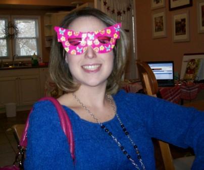 Fancy Nancy Glasses