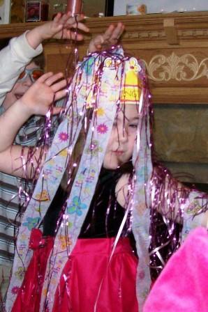 presenting princess Annaliese