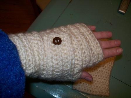 wrist-warmers