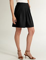 Ann Taylor Loft - Stretch Panama Swing Skirt