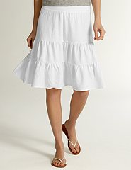 Ann Taylor Loft - Tiered Skirt