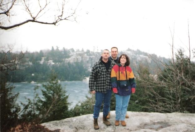 Me,Jeff, & Tricia