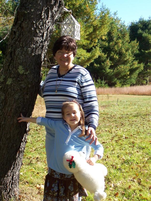 Aunt Maria - Breast Cancer Survivor