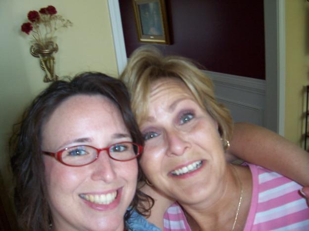 Aunt Pat, Breast Cancer Survivor