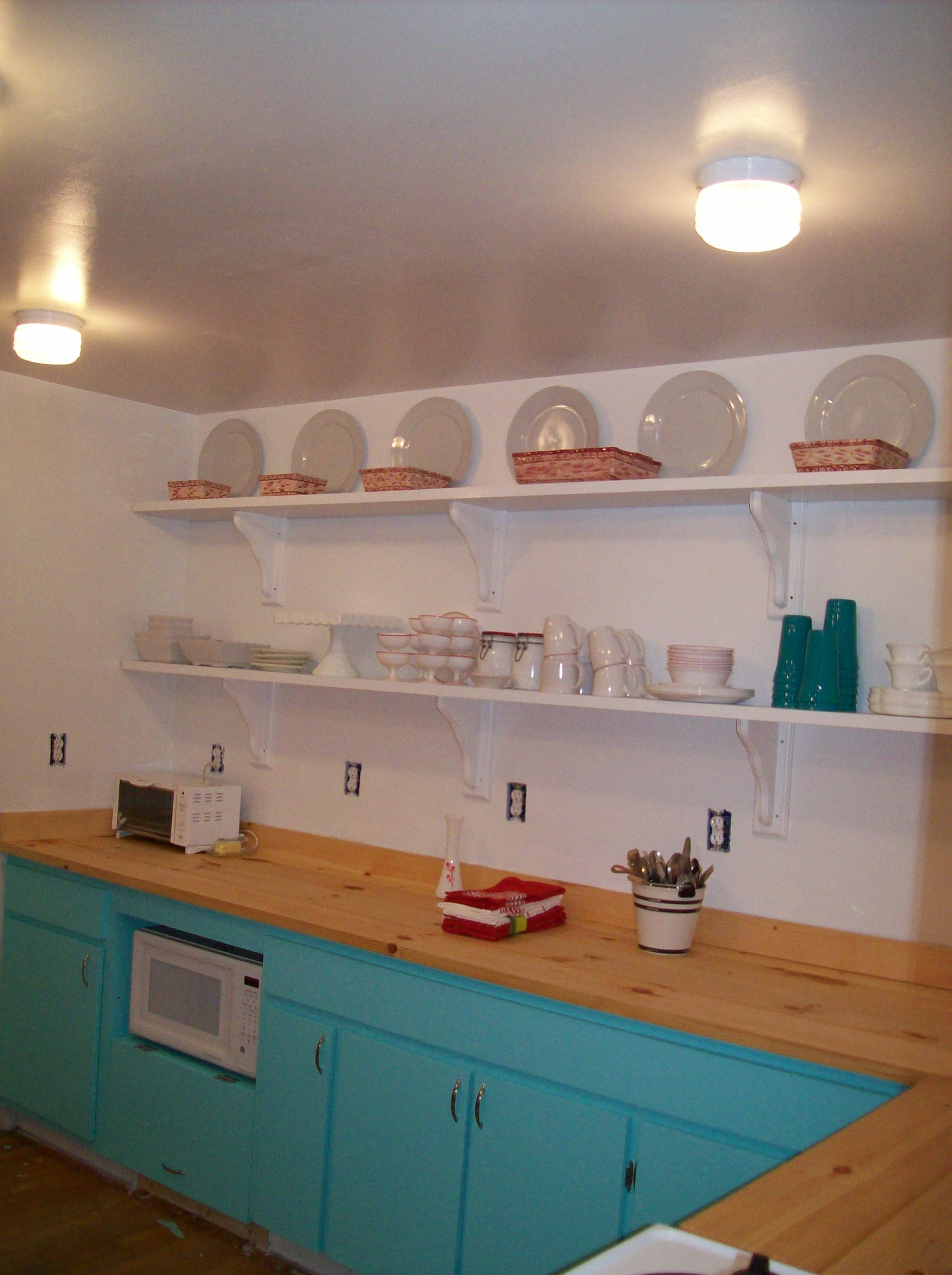 Remodelaholic Recycled Awesome Kitchen Remodel Guest Post