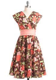 ModCloth Garden Tour Dress