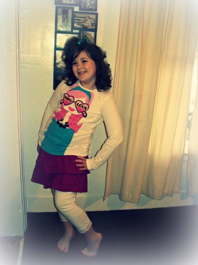 80's Fashion Child