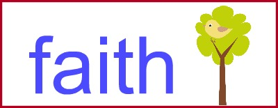 faith little house theme