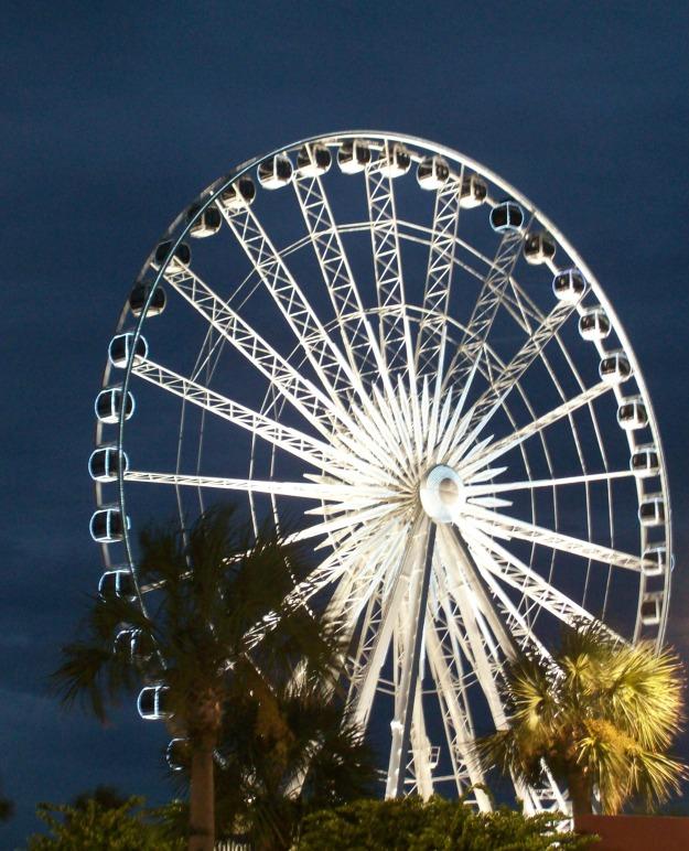 Ferris wheel Pensacola Beach