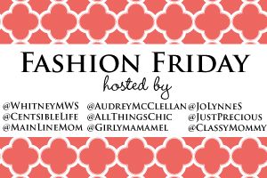 Fashion Friday link up