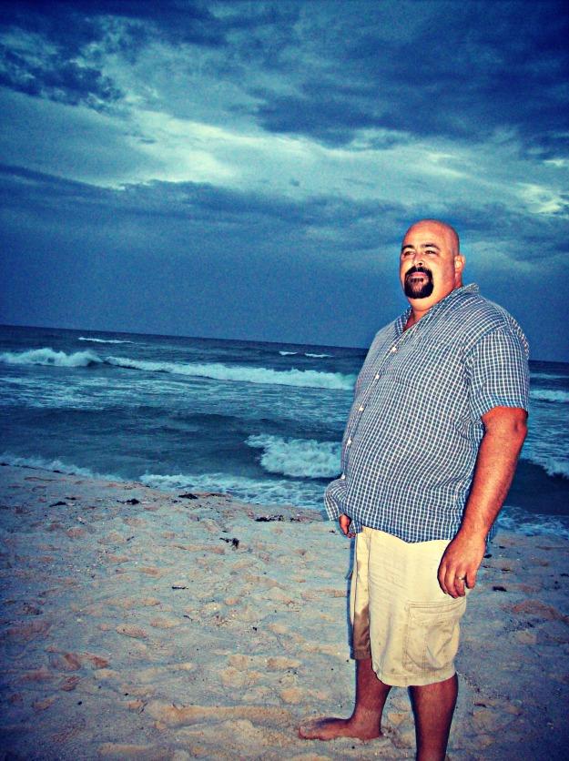 John on Pensacola Beach