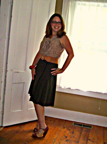 Barneys of New York Skirt Thrifted