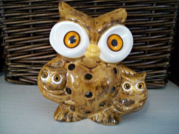 Vintage Owl on Etsy
