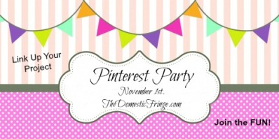 Pinterest Party DIY