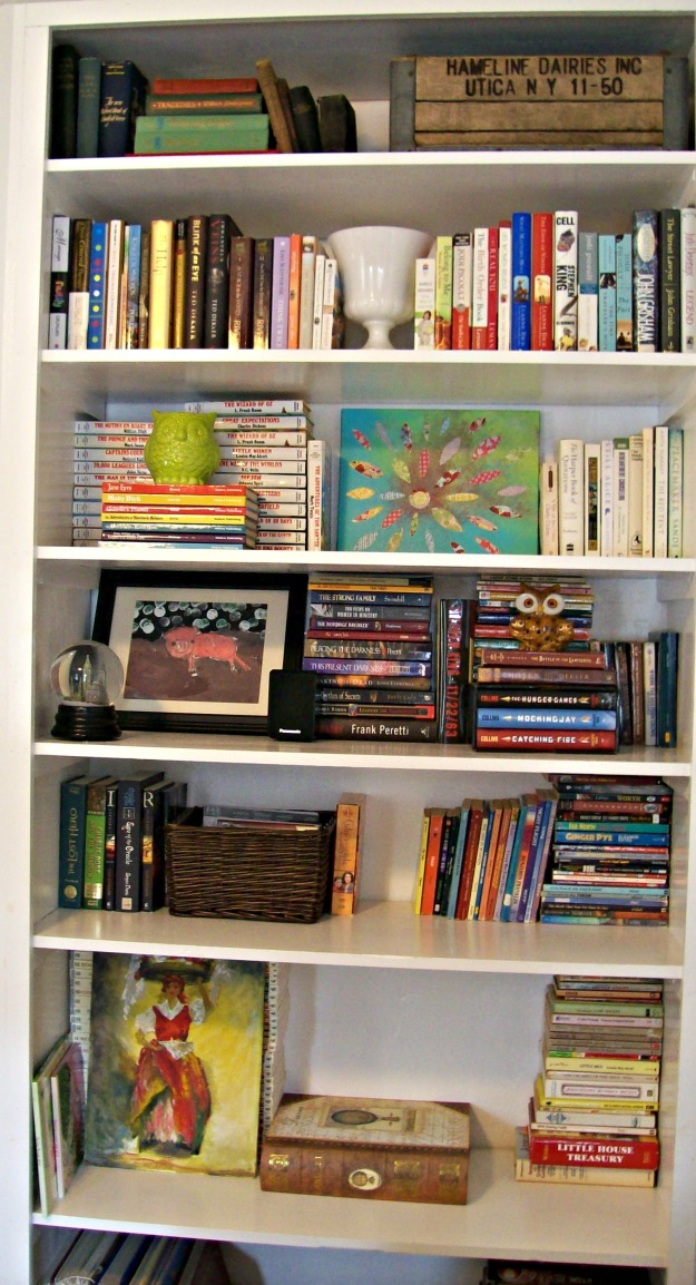 bookcases DIY
