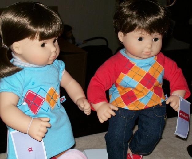 Bitty Twins American Girl Doll