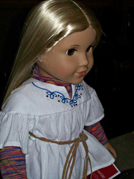 Julie an American Girl Doll 1974