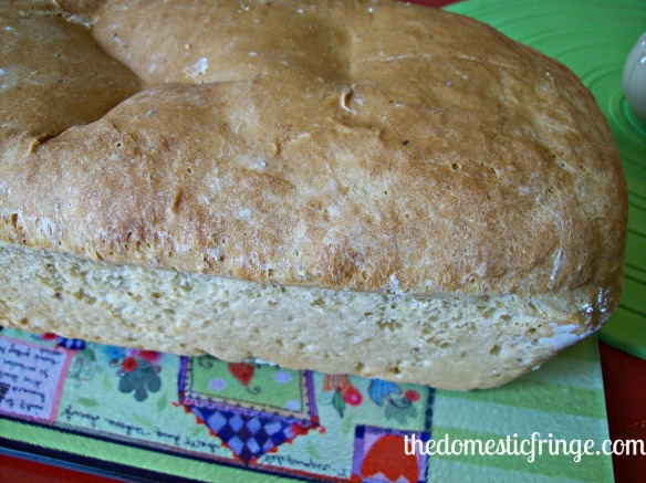 Home Baked Bread Recipe