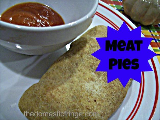 meat pies simple recipe