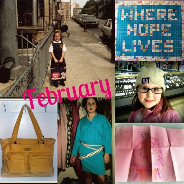 February Collage