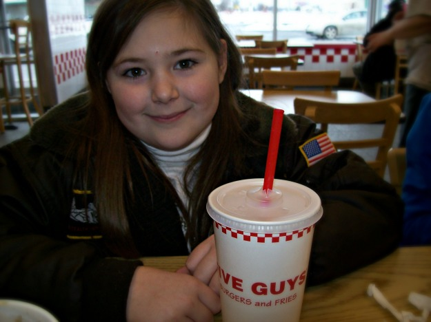 ct at Five Guys