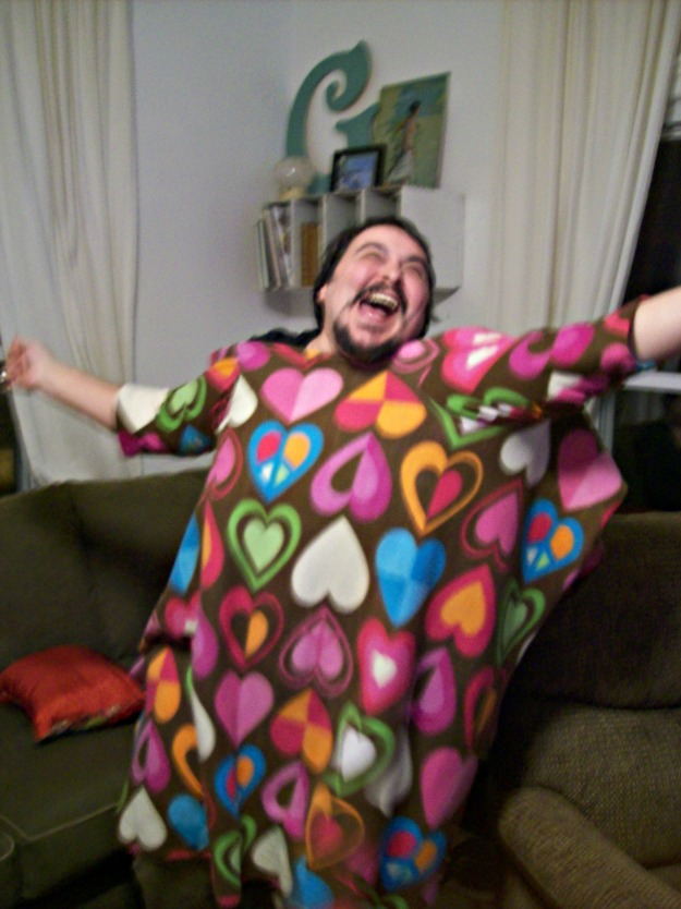 Snuggies gone wild