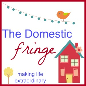 Grab this button!Copy, paste, and link back to http://www.thedomesticfringe.com