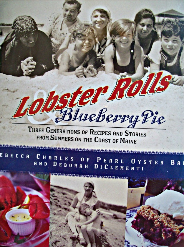 Lobster ROlls and Blueberry Pie