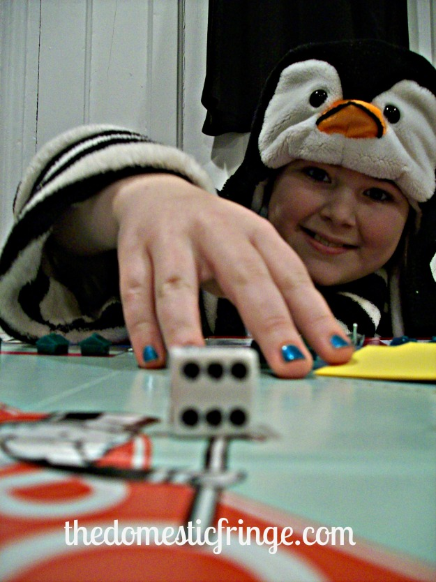 penguine hat  Monopoly
