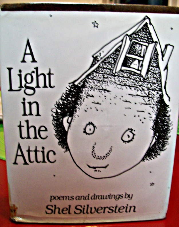 Poems by Shel Silverstein a light in the attic