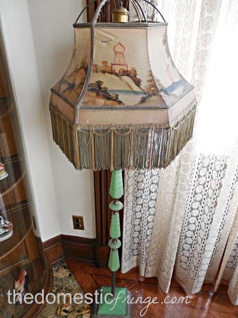vintage Jaddte lamp